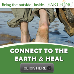 Earthing get connected with Barefoothealing